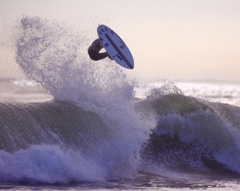 Air_Time. Surf photography print. SKU# ST_AUG_FORT_1058