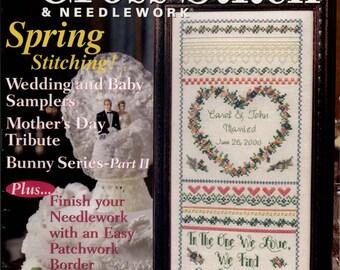 Cross Stitch & Needlework: March / April 2000 Issue