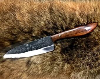 Custom Cabon Camp style blade