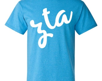 Zeta Tau Alpha, ZTA, ZTA T, Zeta Tau Alpha shirt, ZTA shirt, Zeta Tau Alpha T, Sorority T, Greek Shirt, Big little shirt, Sorority Shirt