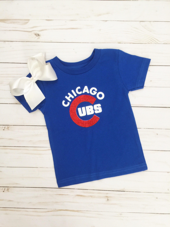 Cubs ShirtCubs Kids Shirt Cubs GirlsCubs ShirtCubs