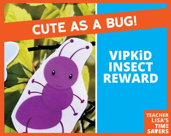 VIPKid Insect Reward Set