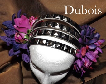 ATS Tribal Fusion Belly Dance Headpiece, Dubois