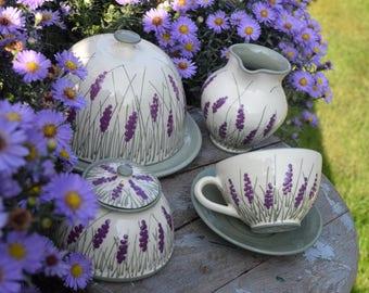 Tea Lavender