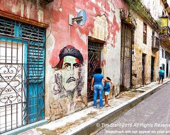 Che Street Mural