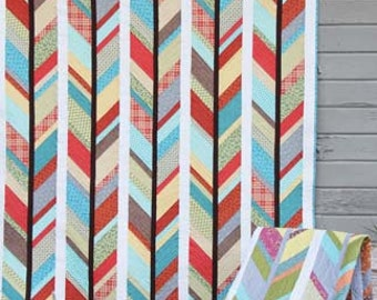 Cluck Cluck Sew Scout Quilt Pattern