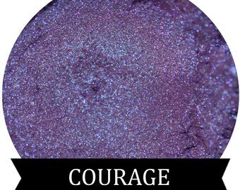 COURAGE Purple Eyeshadow