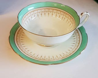 Royal  Doulton Duke of York Cupand Saucer