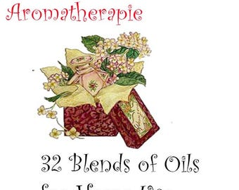 70% sale       32 Blends of Oils for Home( car)  Use  Make & take party ideas Business ideas Holiday gifts