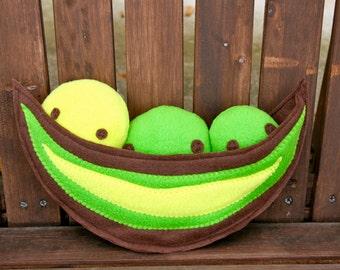 Pea Buddies - Plush Toys