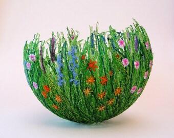 Cottage Garden Bowl