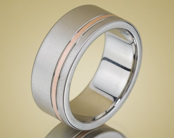 Inconel wedding ring Etsy