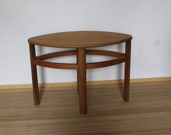 Trinity mid century oval coffee table by Nathan 1960,s