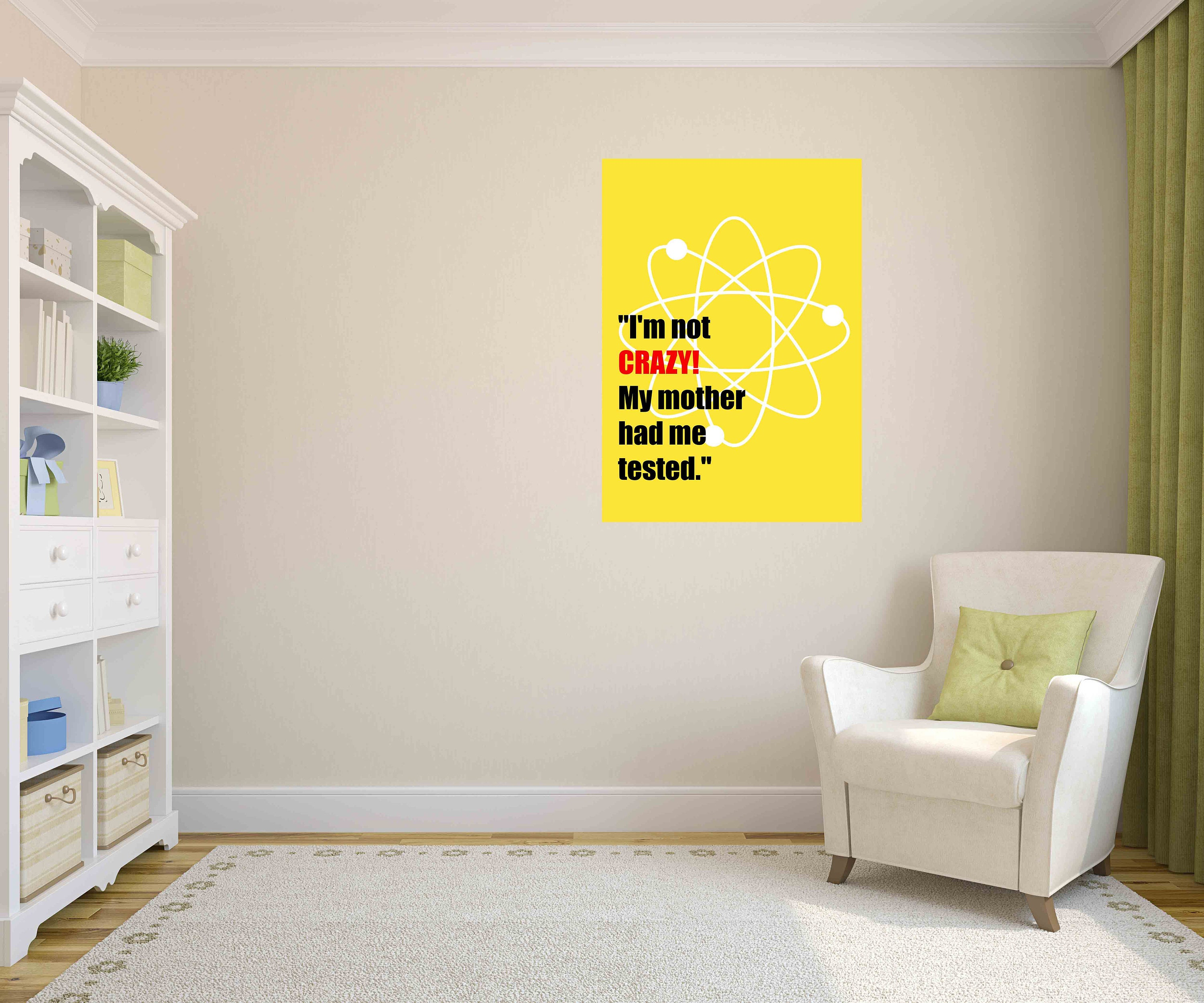 Magnificent Big Bang Theory Wall Decorations Picture Collection ...