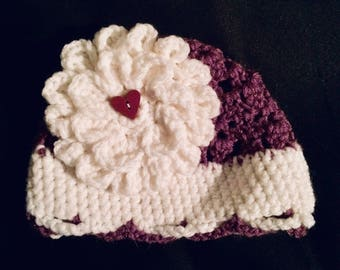 Blooming Flower Hat