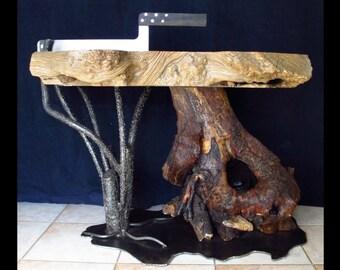Wood Käse Table