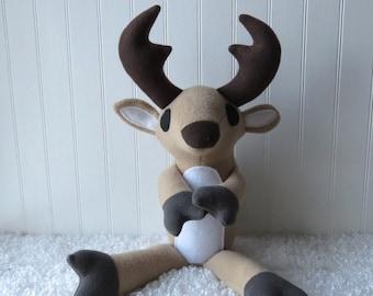 Little Deer Plush, Small Deer