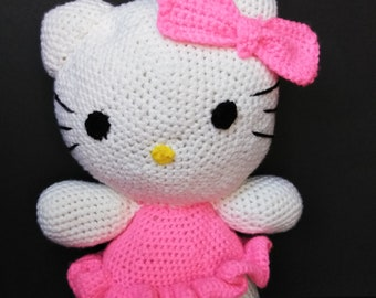 Hello Kitty inspired toy