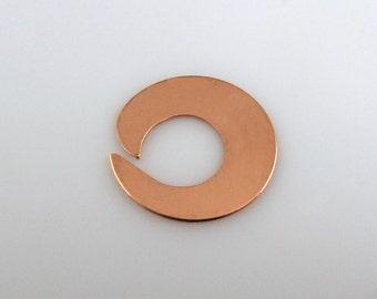 Verkauf - Kupfer offen-Unterlegscheibe, 1