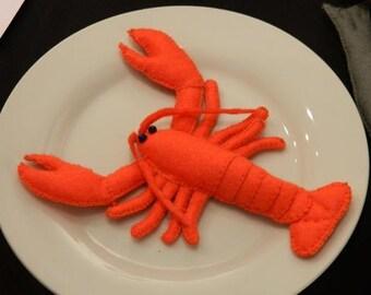 Felt Lobster
