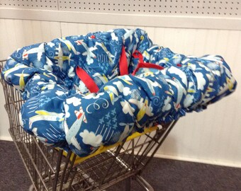 Shopping Cart Cover/ High Chair Cover