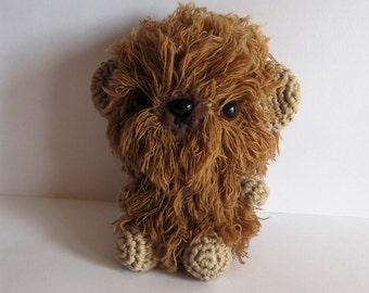 Bear. Handmade Teddy Bear. Amigurumi Bear. Stuffed Toy Bear. Plush Bear. Softy. Soft Toy. Handmade Crochet Bear.
