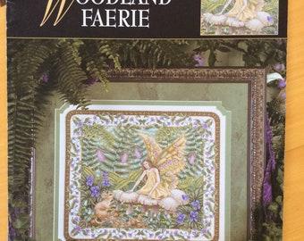 Woodland Faerie Cross Stitch Pattern by Teresa Wentzler 332 Fairy Chart, 2002