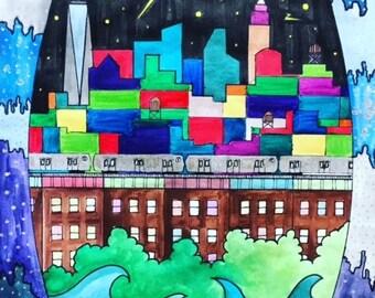 Manhattan World