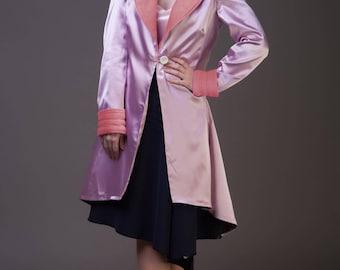 Inspired by Queenie Goldstein coat Queenie coat Retro reproduction coat Retro inspired coat Queenie dress coat Queenie coat dress