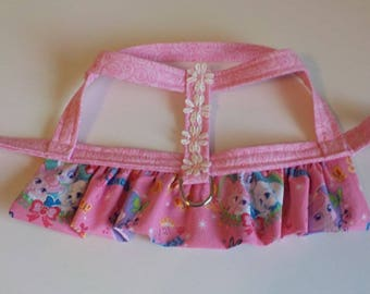 Dog Clothes - Dog Outfit - Dog Apparel - Cuteness - Custom Dog Harness - Small Dog Harness - Large Dog Harness