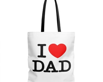 Bag I Love Dad