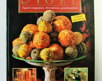 "Vintage ""Wonders for Christmas"" Deborah Schneebeli-Morrell's book. Published by fish."