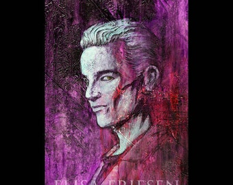 James Marsters as Spike from Buffy