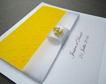 Sample wedding lilies