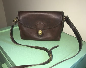 Vintage Coach Prairie Bag