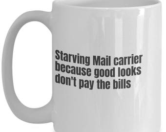 Mail carrier funny mug, Mail carrier funny mug, Mail carrier, gift idea