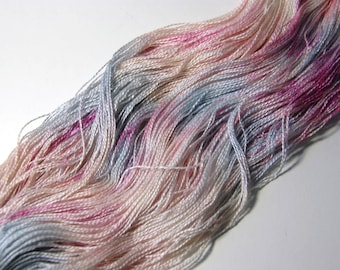 Silk Royal Alpaca Lace in Full of Joy - One of a Kind