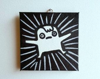 Panic Attack - tiny art