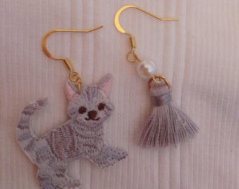 Handmade Animal Earrings