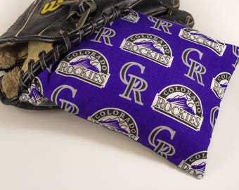 Corn Bag Microwavable Heating Pad Hot Pack Cold Pack Therapeutic Medium Pillow  Colorado Rockies