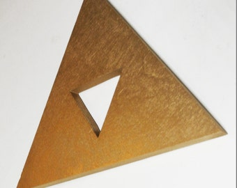 Triforce Wall plaque