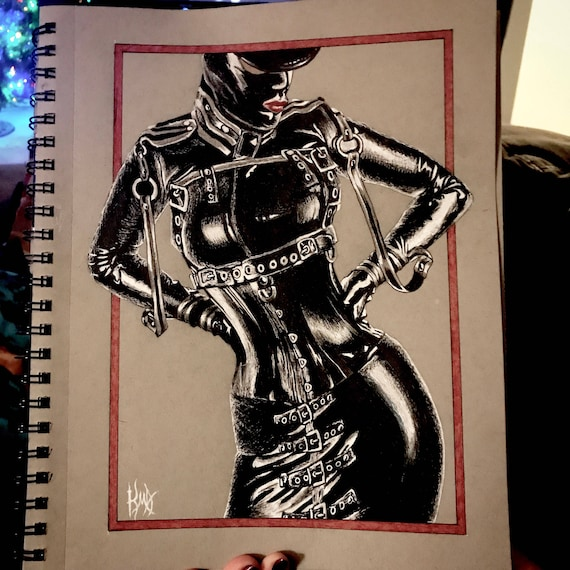 Mm fetish drawings