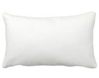 Customizable/Personalized Decorative pillows