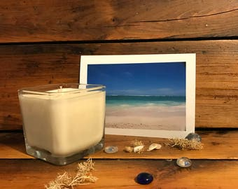 Suntan Lotion Scented Candle   Summer Candle   Soy Candle   Beach Candle   Banana Scented Candle   Elegant Candle   Goddess of the Sun Scent