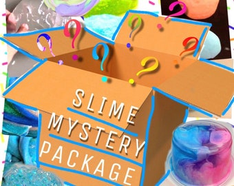 Slime Mystery Package / CHEAP slime / FAST delivery / Cloud Slime ? / Scented Slime ? / Fluffy Slime ? / Clear Slime ? / Butter Slime ?