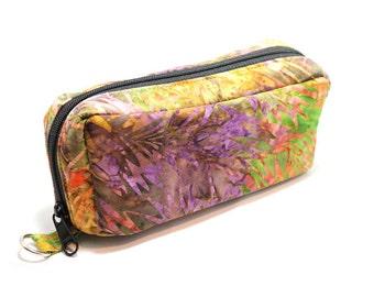 Essential Oil Case Holds 10 Bottles Essential Oil Bag Colorful Feather Batik