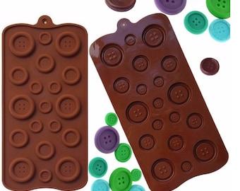 Button Mold,Button silicone mold