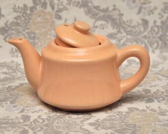 Peach Tea Pot