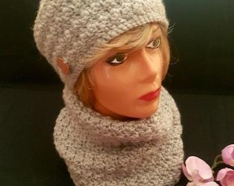 Women Hat, Winter Hat, Crochet Hat, Handmade Hat,