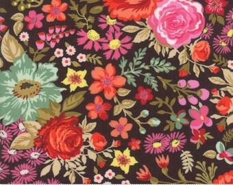 Moda MERAKI, Meraki Nefertari Wren 30490-11, Moda Fabrics, Basic Grey, Shabby Chic, Quilt, Baby Nursery, Quilting, Cotton Fabric By The Yard
